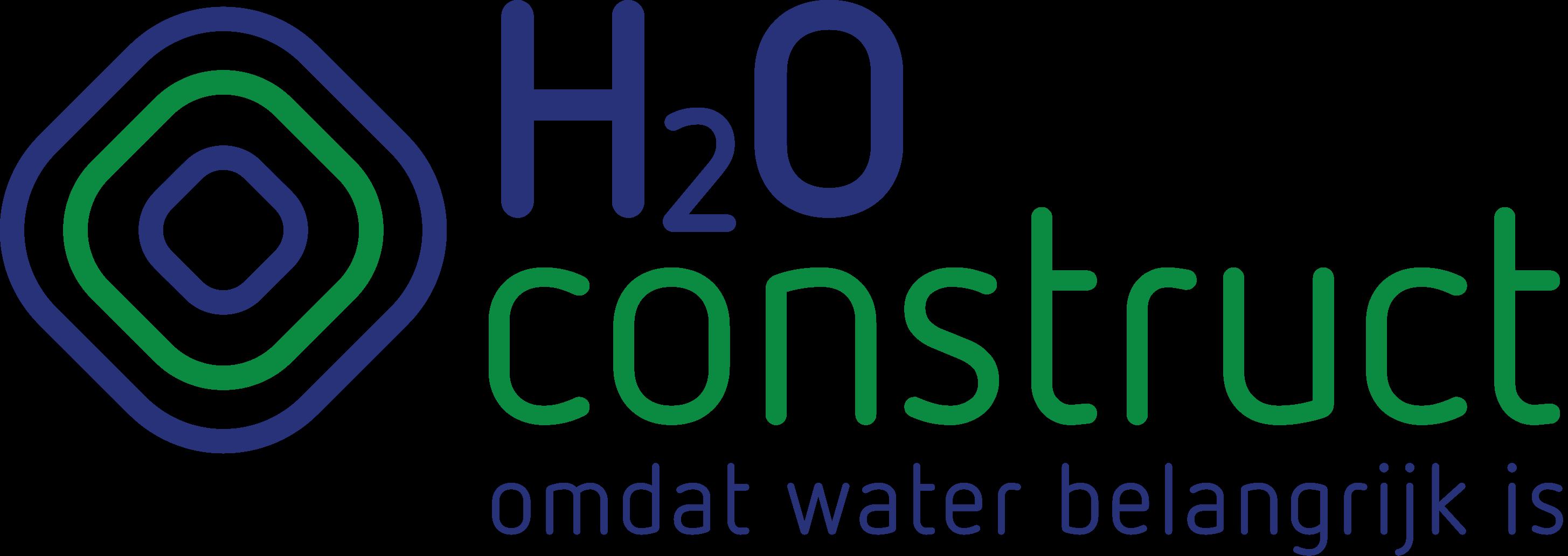 Logo H2O-construct