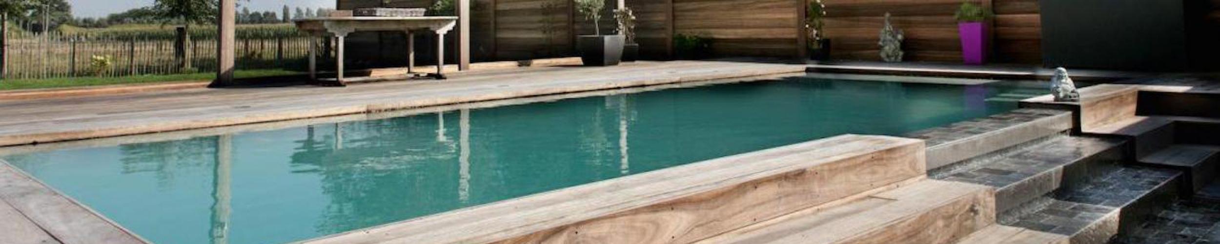 Chloorvrije zwembaden